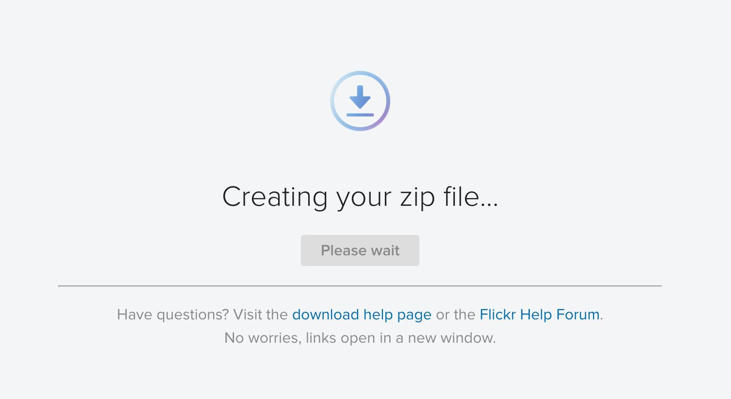 Cách tải toàn bộ ảnh từ Flickr về máy tính