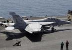 Chiến đấu cơ đa nhiệm Mỹ rơi xuống biển
