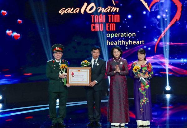 10 năm Trái tim cho em, hồi sinh 4500 bệnh nhi nghèo
