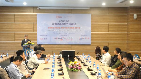 Cách mạng Công nghiệp 4.0,Giải thưởng Công nghệ số Việt Nam,Kinh tế số,Hội truyền thông số Việt Nam,Chuyển đổi số