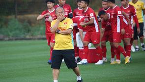 HLV Park Hang Seo dành bất ngờnào cho Malaysia?