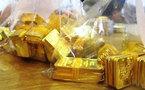 Giá vàng hôm nay 16/11: Tăng chớp nhoáng rồi lập tức tụt đáy