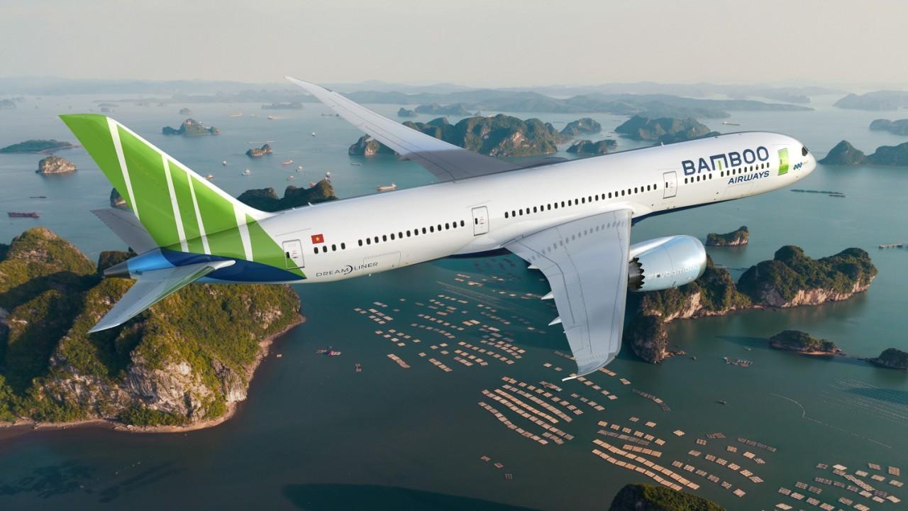 Bamboo Airways,cấp phép bay,hàng không Việt Nam,hãng hàng không