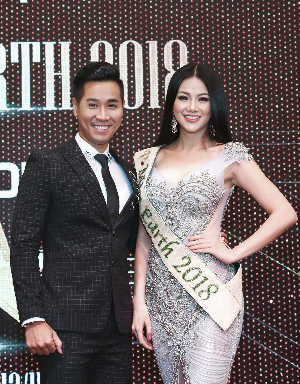 Hoa hậu Phương Khánh lên tiếng về chuyện quấy rối tình dục ở Miss Earth