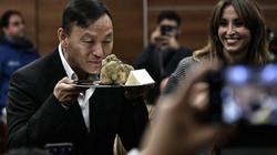 Một khách hàng chi gần 100.000 USD để mua khối nấm cục chưa đến 1 kg