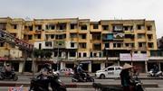 Xoá xổ chung cư hoang tàn trên 'đất vàng' Hà Nội