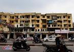 Xoá sổ chung cư hoang tàn trên 'đất vàng' Hà Nội