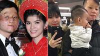 Cảnh sống ở Canada của đôi 'chồng xấu- vợ xinh' sau 4 năm, nhìn ảnh con trai mà bật khóc