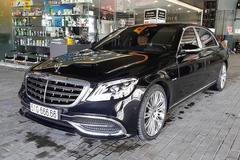 Xôn xao xe siêu sang Mercedes-Maybach biển 'ngũ quý 6'