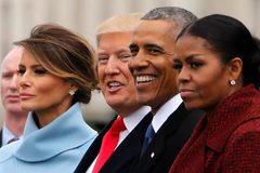 Bà Obama tiết lộ bí mật động trời về lễ nhậm chức của ông Trump