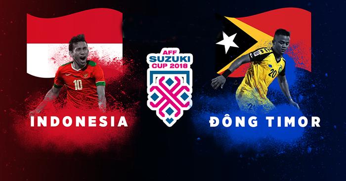 Link xem trực tiếp Indonesia vs Đông Timor, 19h ngày 13-11