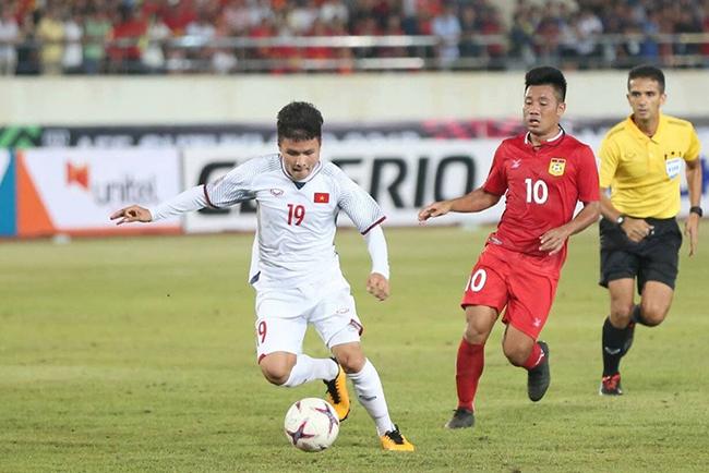 Xuân Trường,tuyển Việt Nam,HLV Park Hang Seo,tuyển Malaysia,Việt Nam vs Malaysia