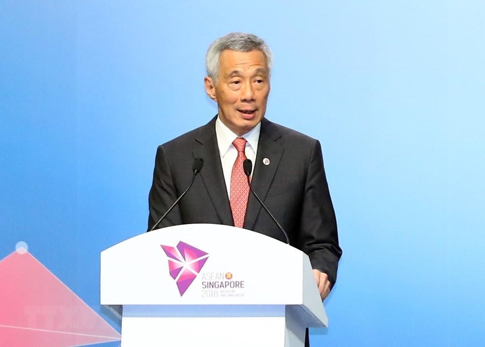 Thủ tướng cùng các nhà lãnh đạo dự khai mạc hội nghị Cấp cao ASEAN 33