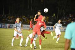 HLV Eriksson ra mắt, Philippines hạ Singapore trận ra quân AFF Cup