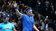 Hạ Thiem, Federer thắp lên hi vọng vào bán kết  ATP Finals