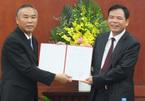 Công bố quyết định của Thủ tướng về công tác cán bộ