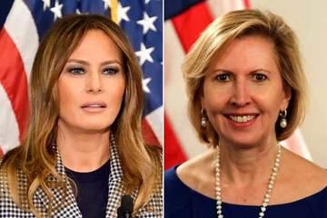 Quan chức Nhà Trắng mất chức vì tranh chỗ với bà Trump
