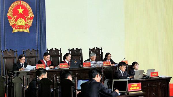Xử vụ đánh bạc nghìn tỷ: Bị cáo Nguyễn Thanh Hóa đề nghị bất ngờ