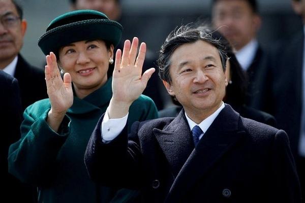Thái tử lên ngôi vua, dân Nhật được nghỉ hẳn 10 ngày