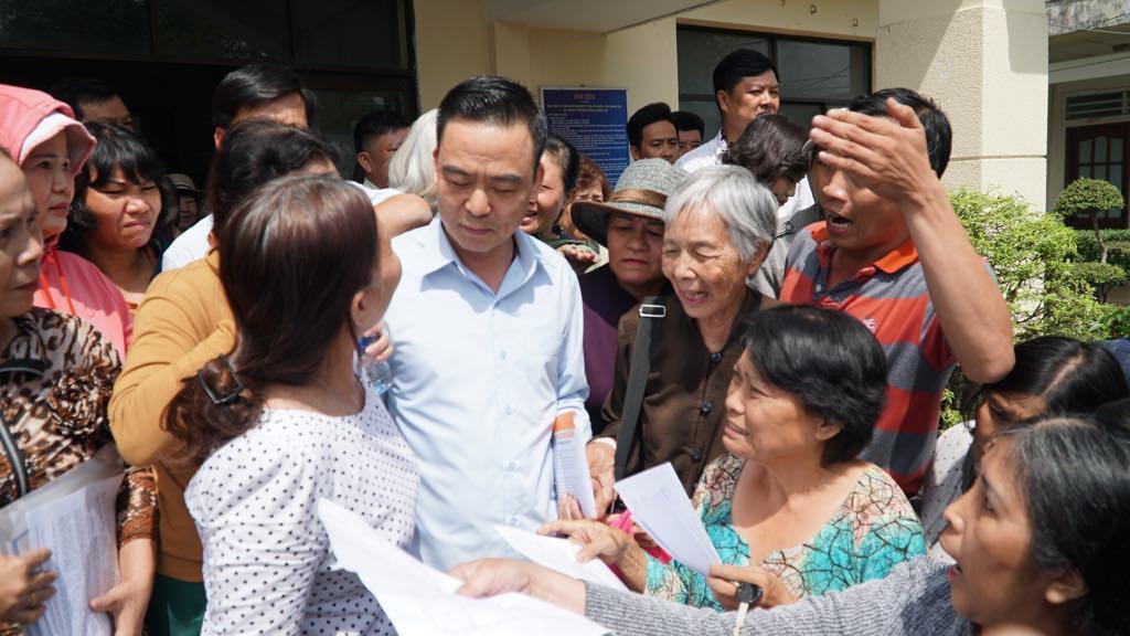 Người dân đề nghị xử lý lãnh đạo TP gây ra sai phạm ở Thủ Thiêm