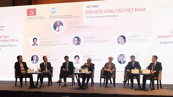 Cách mạng Công nghiệp 4.0,4G,5G,Viễn thông,Bộ trưởng Nguyễn Mạnh Hùng