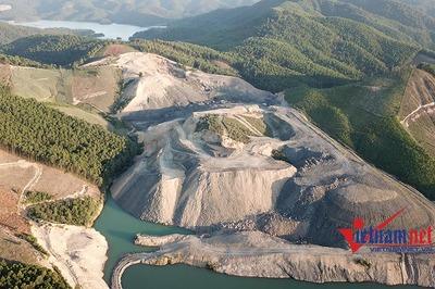 'Núp bóng' xây nghĩa trang để đào than: Phó Thủ tướng yêu cầu xử lý