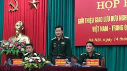 Giao lưu biên giới Việt - Trung: Xây dựng tình hữu nghị, đoàn kết