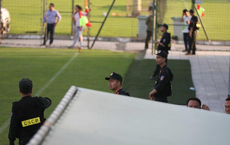 HLV Park Hang Seo mách chiêu cho Anh Đức săn bàn