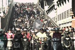Đài Loan - Đất nước không bao giờ tắc đường dù toàn xe máy