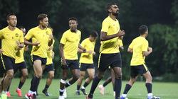 Malaysia tập gì chờ đấu tuyển Việt Nam ở Mỹ Đình?