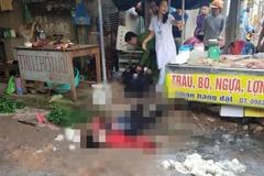 Vụ cô gái bán đậu bị bắn chết tại chợ: Hé lộ tin nhắn của nghi phạm