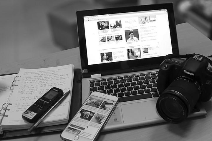 Báo chí,truyền thông,đạo đức báo chí