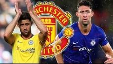 MU ký Cahill từ Chelsea, Mourinho ăn đứt Pep Guardiola