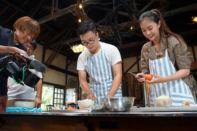 Trải nghiệm thú vị về sắc màu Nhật Bản trên VTV3