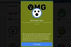 Mất tài khoản Facebook vì game 'Cuộc đời bạn màu gì'?
