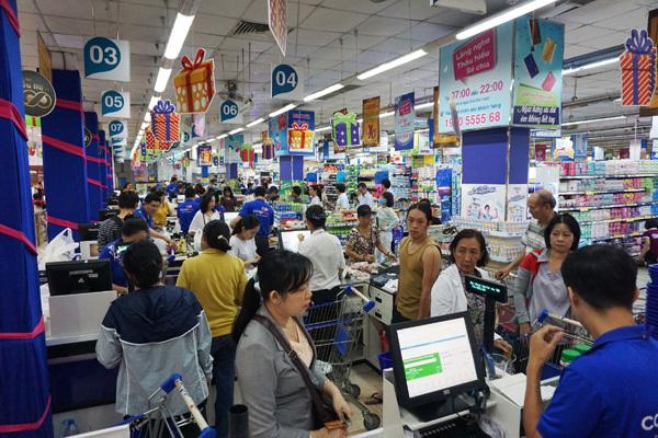 Mua sản phẩm xịn, giá rẻ ở Co.opmart và Co.opXtra