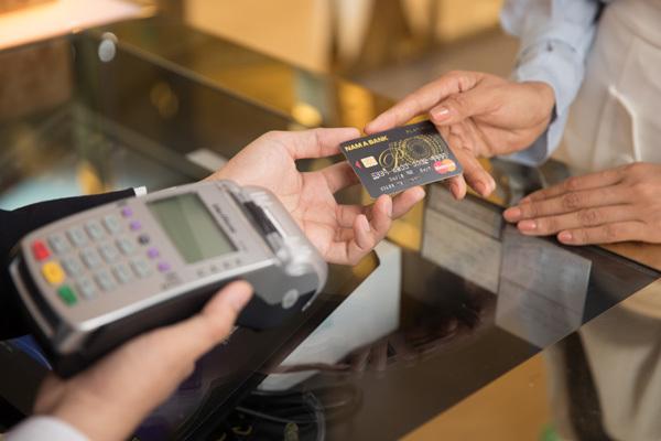 Bảo mật thông tin thẻ tín dụng cách nào?