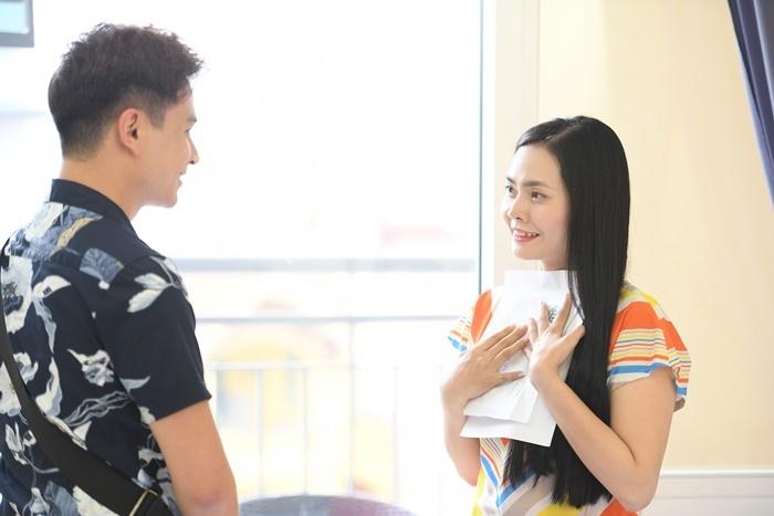 Lương Nguyệt Anh,MC Danh Tùng,phim truyền hình