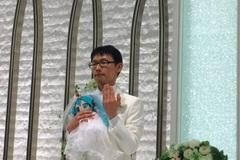 Công chức Nhật chi hàng trăm triệu cưới búp bê ảo