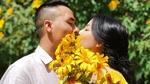 Hôn phu MC Hoàng Linh: 'Chuyện vợ chồng nóng nảy thôi chứ không có gì'