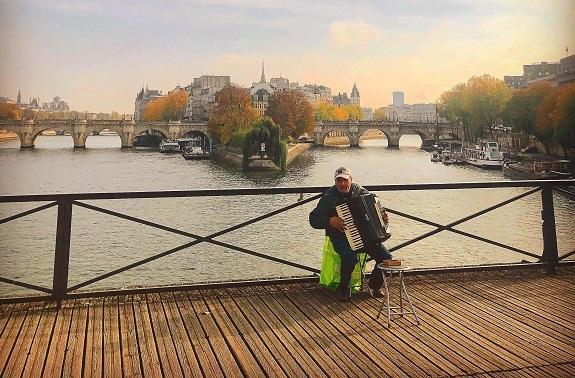 Trang Lạ,Du lịch Pháp,Du lịch châu Âu