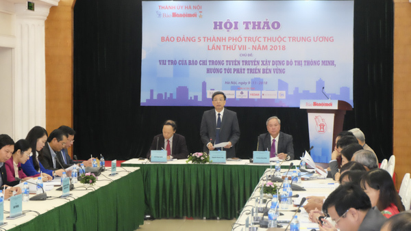 Thành phố thông minh,Smart city,Hà Nội,Cách mạng Công nghiệp 4.0,Cơ sở dữ liệu quốc gia
