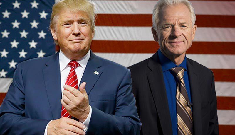 Nhân vật đằng sau cuộc chiến thương mại của ông Trump