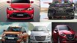 Ô tô bán chạy nhất tháng 10: Tầm giá 300 triệu đến 500 triệu 'hút' khách Việt