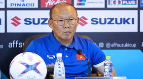 HLV Park Hang Seo: 'Việt Nam sẽ chơi tốt nhất trước Malaysia'