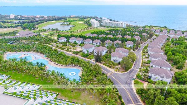 Kỳ nghỉ dưỡng 'đẹp như mơ' ở biệt thự Sea Links City