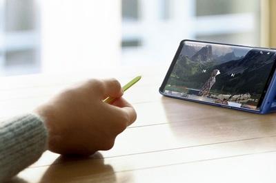Galaxy Note9 giành giải lớn tại CES Innovation Awards 2019