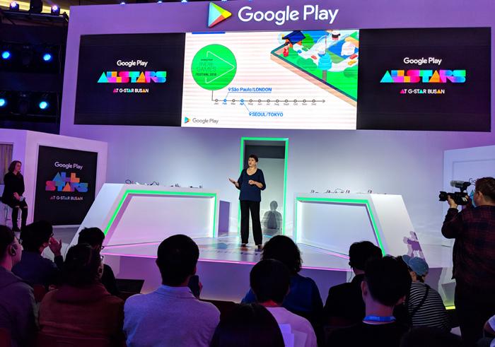 Google vinh danh WolfFun, công ty phát triển games độc lập của VN