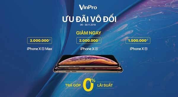 Mua iPhone XS và XS Max ở đâu có lợi cho iFan?