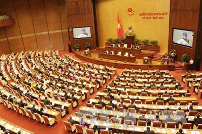 Bổ nhiệm, phê chuẩn nhân sự 2 cơ quan của Quốc hội